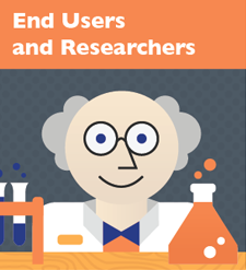 End User or Researcher. View your VHR Account.